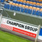 Champion Group support Rugby Club